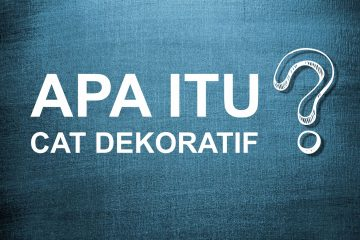 pengertian cat dekoratif