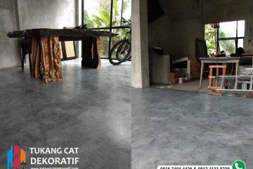 pengecatan lantai dengan epoxy jakarta selatan